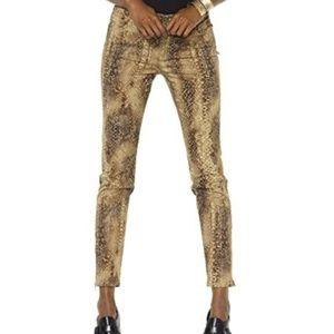 Lauren Ralph Lauren Pants Animal Print